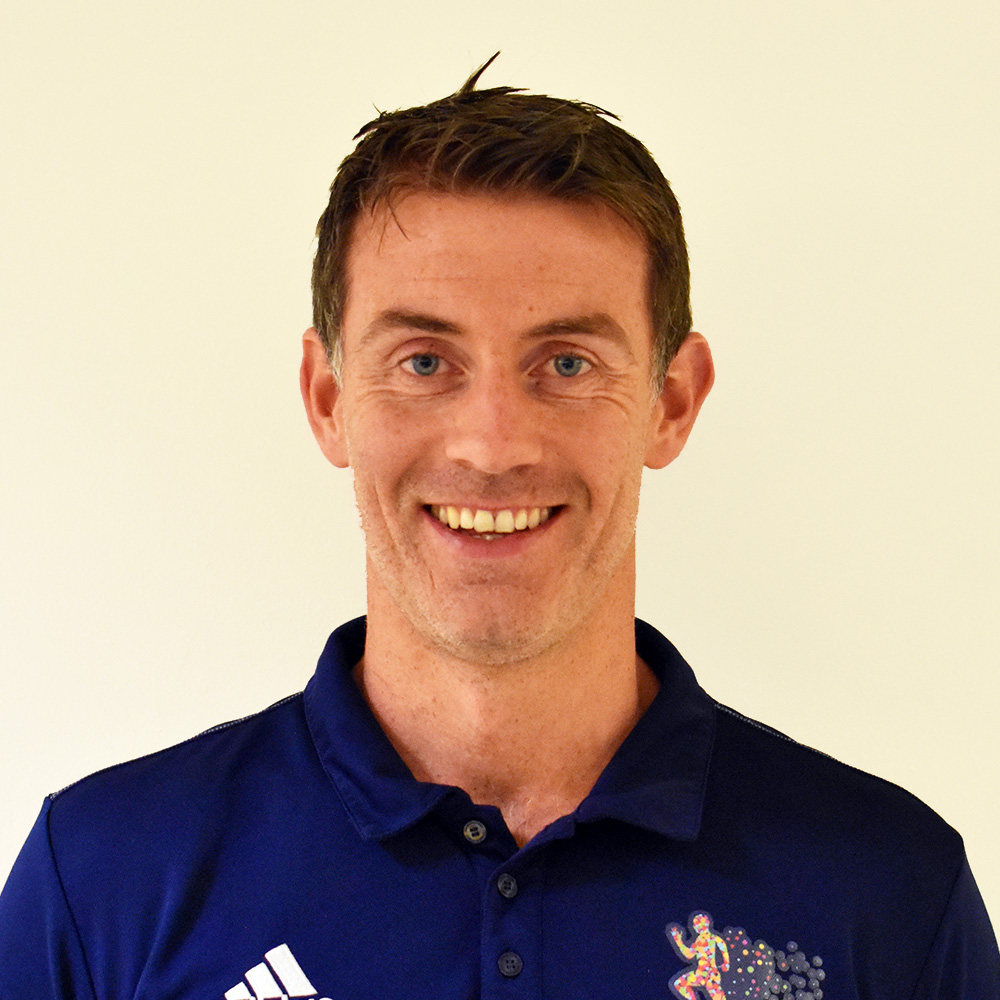 Alan Scott - Head of Physiotherapy